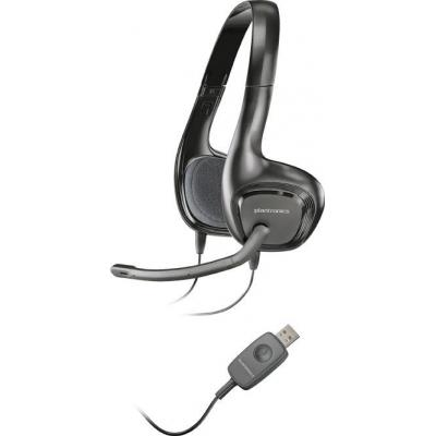 Plantronics headset: Audio 622 - Zwart