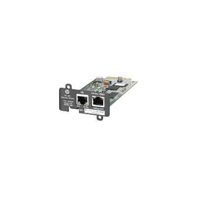 Hewlett Packard Enterprise netwerkbeheer apparaat: UPS Network Module