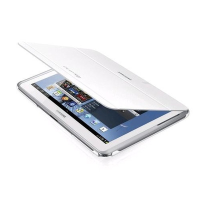 "Samsung Galaxy TabPro 25.654 cm (10.1"") Book Cover, White tablet case - Wit"
