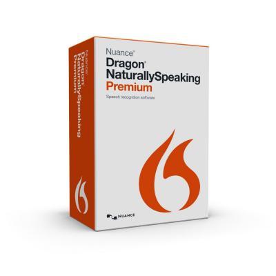Nuance stemherkenningssofware: Dragon NaturallySpeaking Premium 13.0, Upg