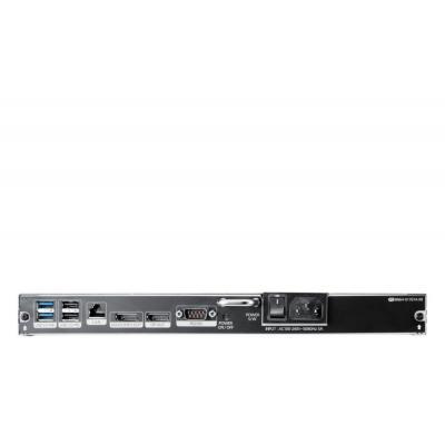 Samsung thin client: SBB-DA Set-Back Box - Zwart