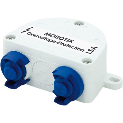 Mobotix MX-Overvoltage-Protection-Box Surge protector - Wit