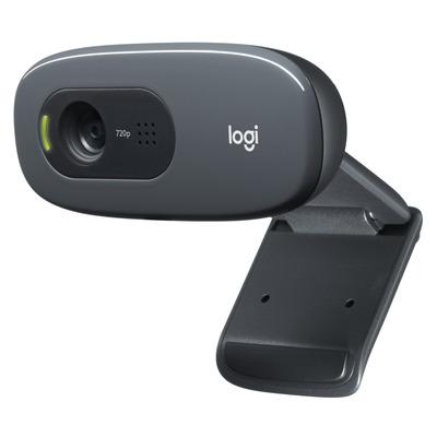 Logitech C270 Webcam - Zwart