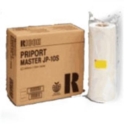 Ricoh Priport JP1010 A4 Master JP10S Printerkit