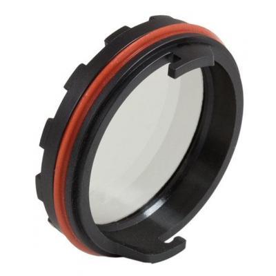 Mobotix Polarization Filter Camera filter - Zwart, Rood, Transparant