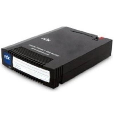 Fujitsu tape drive: RDX Cartridge 1TB/2TB - Zwart
