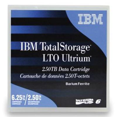 IBM LTO Ultrium 6 Datatape