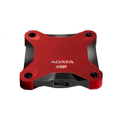Adata : SD600 512GB - Rood