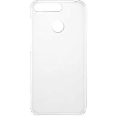 Honor telefoon cover: PC Backcover 7A Transparent