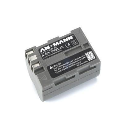 Ansmann Li-Ion battery packs A-NIK EN EL 3E - Grijs