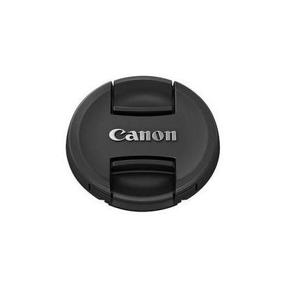 Canon lensdop: E-55 - Zwart