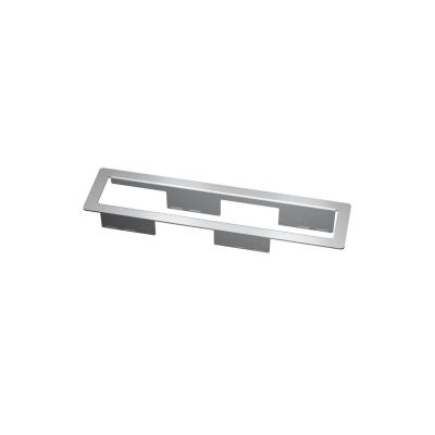 Kindermann Cutout: 325+1 mm x 60+1 mm, Thickness of plate: approx. 10 - 40 mm, Installation depth: approx. 60 .....