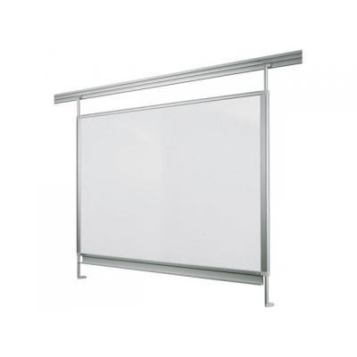 Legamaster magnetisch bord: Whiteboard Lega Legaline Dynamic 100x100