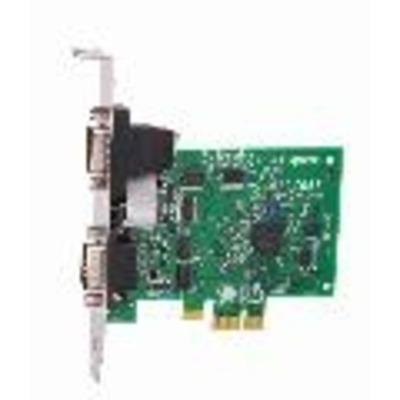 Brainboxes PX-313 Interfaceadapter - Groen