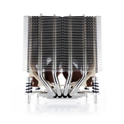 Noctua NH-D9DX i4 3U Hardware koeling - Zilver