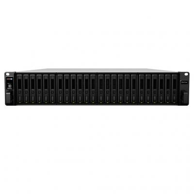 "Synology 24-bay 2.5"" SAS/SATA expansion SAN - Zwart"