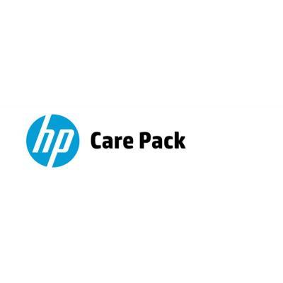 Hewlett packard enterprise co-lokatiedienst: HP 1 j PW onsite exch-svc vlg werkd Officejet Pro 8000