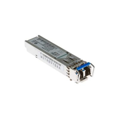Cisco netwerk tranceiver module: 1000BASE-LX/LH SFP transceiver module for MMF and SMF, 1300-nm wavelength, extended .....