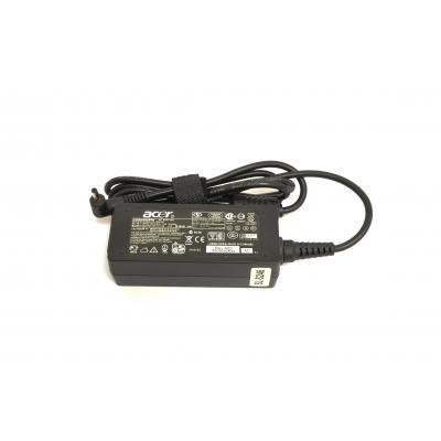 Acer netvoeding: AC Adaptor 18W 12V  - Zwart