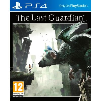 Sony game: Special Price - The Last Guardian  PS4