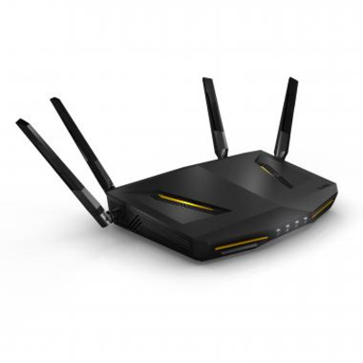 Zyxel ARMOR Z2 NBG6817 Wireless router - Zwart