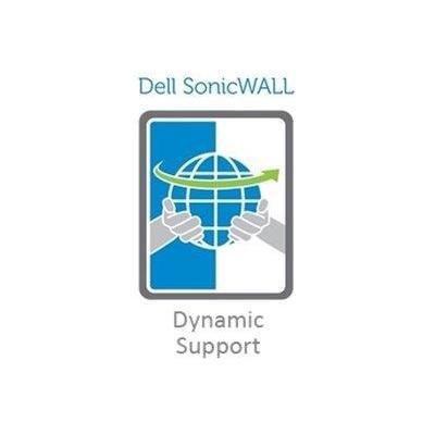 Dell garantie: SonicWALL Dynamic Support 24x7, 3Y