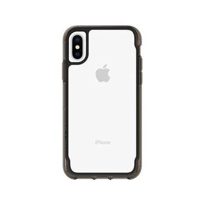Griffin Survivor Mobile phone case - Zwart, Transparant