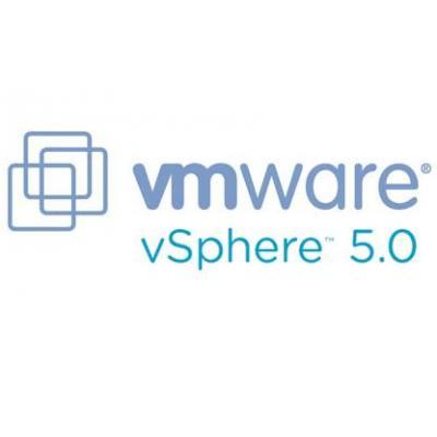 Lenovo software licentie: VMware vSphere 5 Standard 1-proc 5-yr