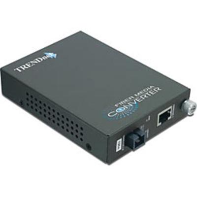 Trendnet TFC-1000S40D3 Media converter - Grijs