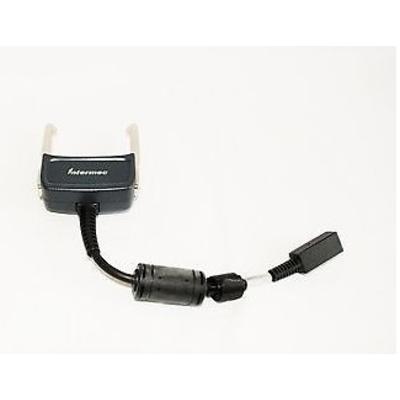 Intermec Snap-On Audio Adapter for CK3 Barcodelezer accessoire - Zwart