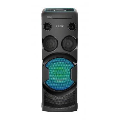 Sony home stereo set: MHC-V50 - Zwart