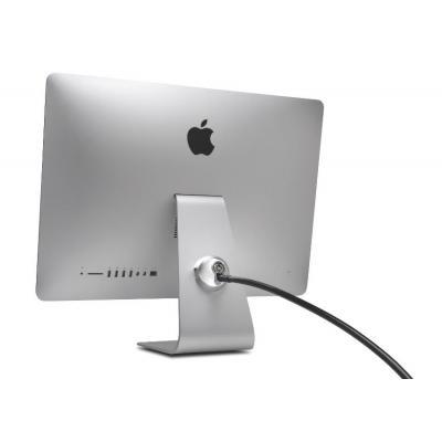 Kensington kabelslot: SafeDome Secure - ClickSafe® Keyed Lock for iMac (lock only) - Metallic