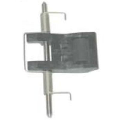 Zebra 105912G-757 Printing equipment spare part - Zwart, Zilver