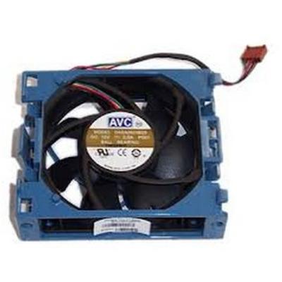 Hewlett Packard Enterprise 511774-001 Cooling accessoire - Zwart, Blauw