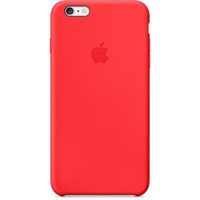 Apple mobile phone case: Siliconenhoesje voor iPhone 6 Plus - Rood