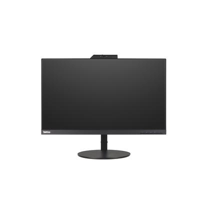 Lenovo monitor: ThinkVision T24v - Zwart