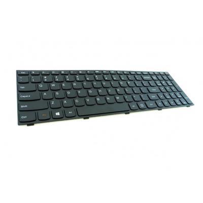 Lenovo notebook reserve-onderdeel: Toetsenbord voor IdeaPad Flex 2-15/Flex 2-15D - Zwart