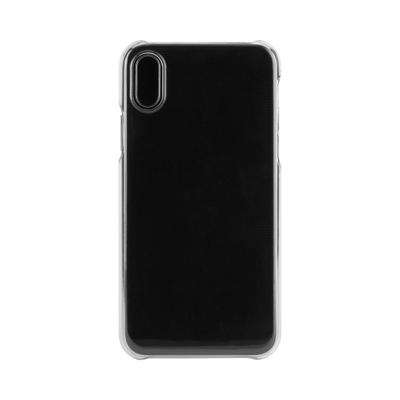 Xqisit iPlate Glossy Mobile phone case - Transparant