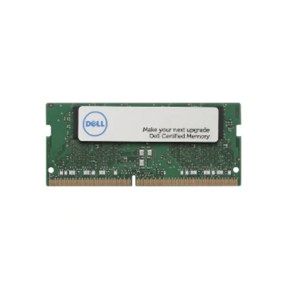 DELL 16 GB, DDR4, 2666 MHz, Non-ECC, Dual rank, unbuffered, 1.2 V, SO-DIMM 260-pin RAM-geheugen