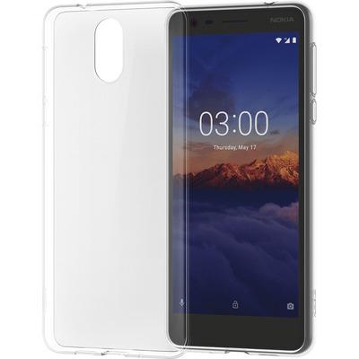 Nokia 1A21T5W00VA Mobile phone case - Transparant