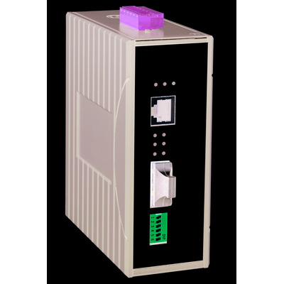 LevelOne IEC-1000 Media converter - Zwart
