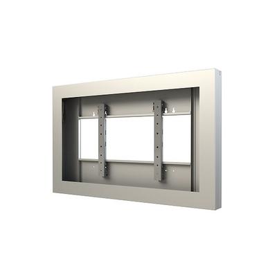 """Peerless In-Wall Kiosk Enclosure, 48"""", 34kg, Silver TV standaard - Zilver"""
