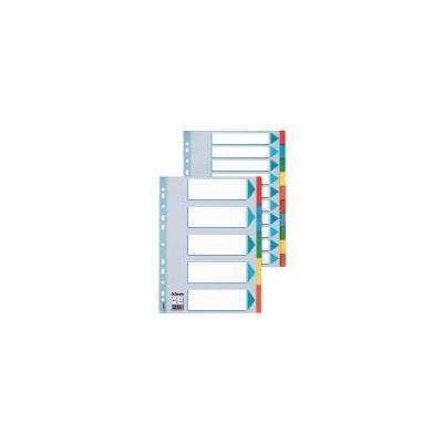 Esselte indextab: Kartonnen tabbladen