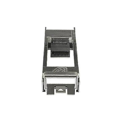 Hewlett packard enterprise optische cross connect apparatuur: BladeSystem c-Class QSFP+ to SFP+ Adapter