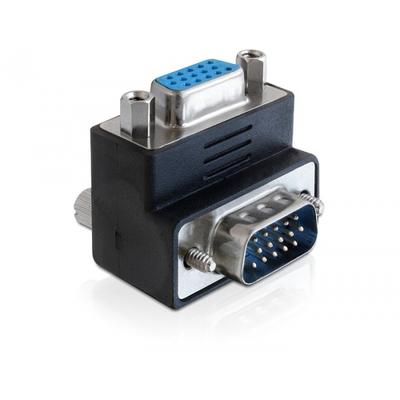 DeLOCK 65247 Kabel adapter - Zwart