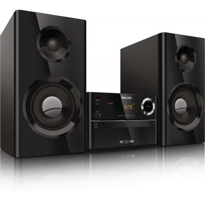 Philips home stereo set: DVD-micromuzieksysteem MCD2160/12 - Zwart