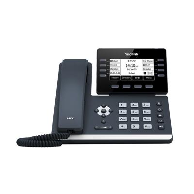 Yealink SIP-T53 IP telefoon - Grijs