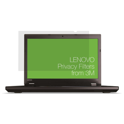 Lenovo 3M 15.6W Privacy Filter from Laptop accessoire