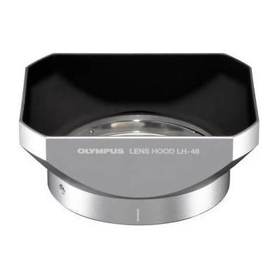 Olympus lenskap: LH-48 - Zilver