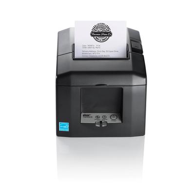 Star micronics pos bonprinter: TSP654II - Grijs